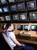 Security Control Room Prints by Victor De Schwanberg