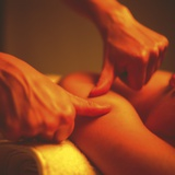 Massage Premium Photographic Print by  Cristina