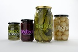 Pickled Vegetables Photographic Print by Trevor Clifford
