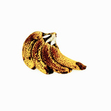 Ripe Bananas Photographic Print by Kevin Curtis
