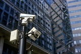 Surveillance Camera Photographic Print by Martin Bond
