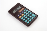 Solar-powered Calculator Photographic Print by Trevor Clifford