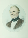 Charles Babbage Photographic Print by Dr. Jeremy Burgess
