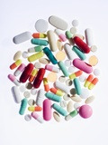 Pills Photographic Print by  Cristina