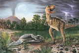 Cretaceous-Tertiary Extinction Event Photographic Print by Richard Bizley