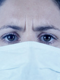 Surgical Mask Photographic Print by  Cristina