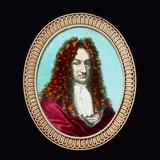 Portrait of Gottfried Wilhelm Leibnitz Photographic Print by Dr. Jeremy Burgess