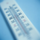 Thermometer Photographic Print by  Cristina