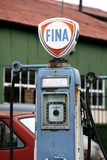 Vintage Fuel Pump Photographic Print by Martin Bond