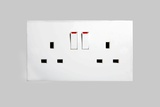 Domestic Electrical Sockets Photographic Print by Victor De Schwanberg