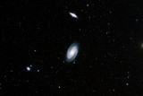 Galaxies M81 And M82 Photographic Print by Davide De Martin