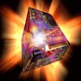 Quantum Computing, Conceptual Image Photographic Print by Victor De Schwanberg