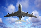 Jet Flight, Composite Image Photo by Victor De Schwanberg