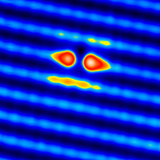 Spintronics Research, STM Photographic Print by A. Yazdani and D.J. Hornbaker