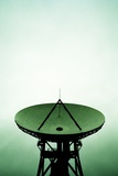 Satellite Dish Photographic Print by Kevin Curtis