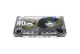 Audio Cassette Tape Photographic Print by Victor De Schwanberg