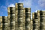 Stable Economy, Conceptual Image Reprodukcja zdjęcia autor Victor De Schwanberg