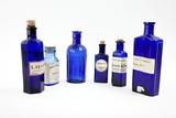 Gregory Davies - Antique Pharmacy Bottles - Fotografik Baskı