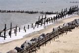 Coastal Erosion Photographic Print by Victor De Schwanberg