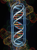 Gene Therapy Photographic Print by John Bavosi