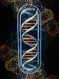 Gene Therapy Print by John Bavosi