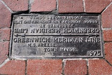 Greenwich Meridian Marker Photographic Print by Martin Bond