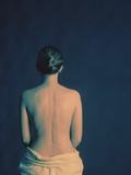 Woman's Back Photographic Print by  Cristina