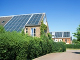 Solar Technology, Germany Photographic Print by Martin Bond