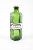 Antique Laudanum Bottle Photographic Print by Gregory Davies