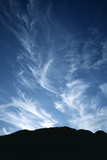 Cirrus Clouds Over Craggy Outline of Buckbarrow Photographic Print by Dr. Jeremy Burgess