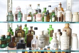 Historical Medicinal Products Photographic Print by Gregory Davies