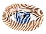 Biometric Identification Conceptual Image Photographic Print by Victor De Schwanberg