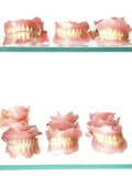 Dental Moulds Photographic Print by Gregory Davies