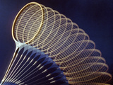 Badminton Racket Reproduction photographique par Victor De Schwanberg