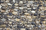 Flint Wall Photographic Print by Victor De Schwanberg