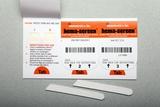 Bowel Cancer Screening Kit Fotodruck von Victor De Schwanberg