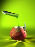 Chemical Food Additive Fotografisk tryk af Christian Darkin
