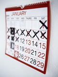 Counting the Days Poster by Ian Boddy