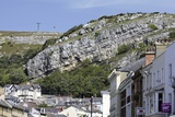 Great Orme Limestone Strata Photographic Print by Martin Bond