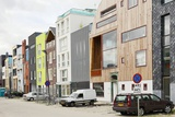 Eco-housing on Reclaimed Land, Amsterdam Photographic Print by Colin Cuthbert