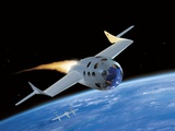 SpaceShipOne, Artwork Prints by Henning Dalhoff