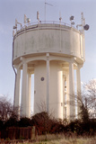 Water Tower Photographic Print by Victor De Schwanberg