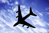 Aeroplane In Flight Posters by Victor De Schwanberg