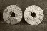 Millstones Photographic Print by Victor De Schwanberg