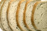 Rye Bread Prints by Victor De Schwanberg