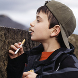 Boy with Cigarettes Photographic Print by Andy Harmer