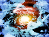 Eye of the Storm, Conceptual Image Prints by Victor Habbick