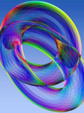Torus Photographic Print by Eric Heller