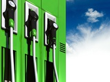 Green Fuel, Conceptual Artwork Prints by Victor Habbick