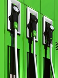 Green Fuel, Conceptual Artwork Photographic Print by Victor Habbick